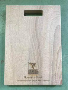 Bureaubladen hout